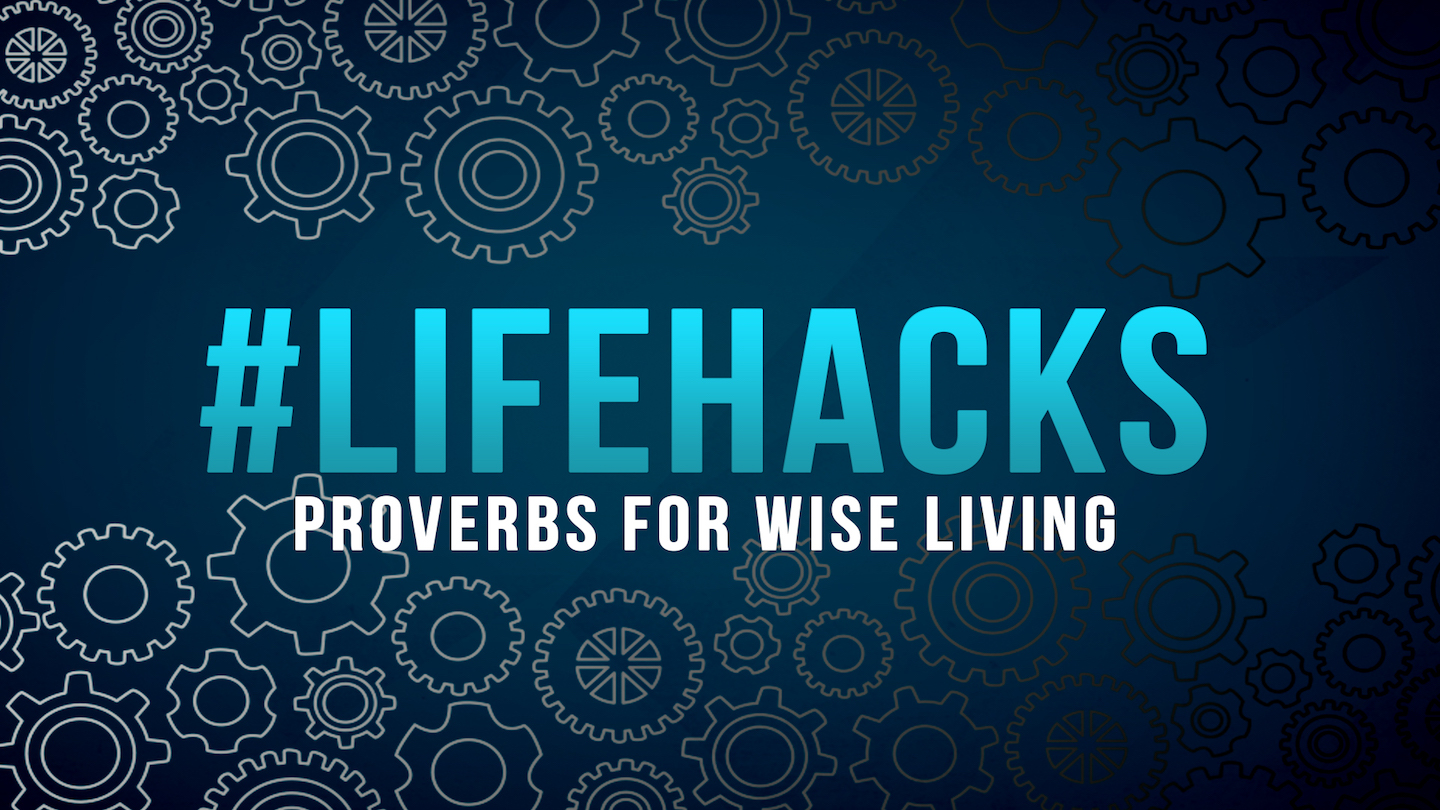 #LifeHacks - Life Without LifeHacks